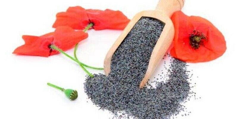 Primary image for Black Poppy Seeds Health Spice Cooking Baking  80 grs Spices of the World