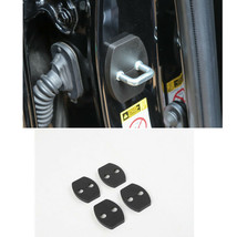 4pcs ABS Auto Door Lock Cap Cover Protective Decortive For Toyota 4Runne... - $10.58