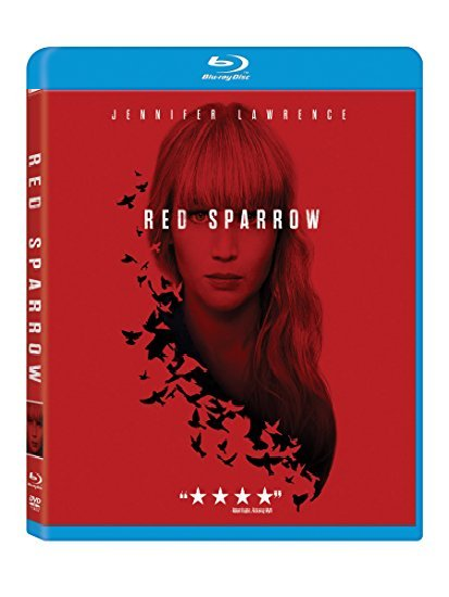 Red Sparrow [Blu-ray+DVD, 2018]