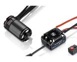 Hobbywing Xerun Axe 550 - Foc V1.1 System Combo W/3300Kv Motor 38020254