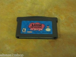 Lizzie McGuire on the go! Nintendo game only gameboy advance RARE everyone - $3.72