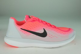 NIKE FLEX 2017 RN YOUTH SIZE 5.5 RACER PINK NEW COMFORTABLE RARE RUNNING - $144.67