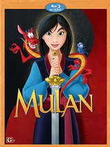 Disney Mulan  (Blu-Ray)