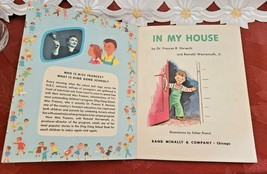 1954 In My House by Frances R Horwich A Ding Dong School Book Hardcover image 2