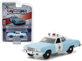 1974 Ford Torino San Francisco Police 1:64 Diecast Model Car by Greenlight - $14.27