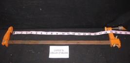 "vintage Jorgensen 18"" opening woodworking #3718 bar clamp 3701 3703  - $43.09"