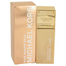 Michael Kors Rose Radiant Gold Perfume 1.7 Oz Eau De Parfum Spray image 1