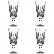 Waterford Lismore Tall Iced Beverage 11-Ounce Four Glasses (4) New # 6133182900 - $313.04