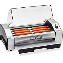 La Trevitt Hot Dog Roller- Sausage Grill Cooker Machine- 6 Hot Dog Capac... - $73.85