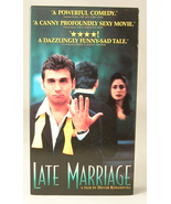 VHS Late Marriage New Yorker Video English Subt... - $7.00