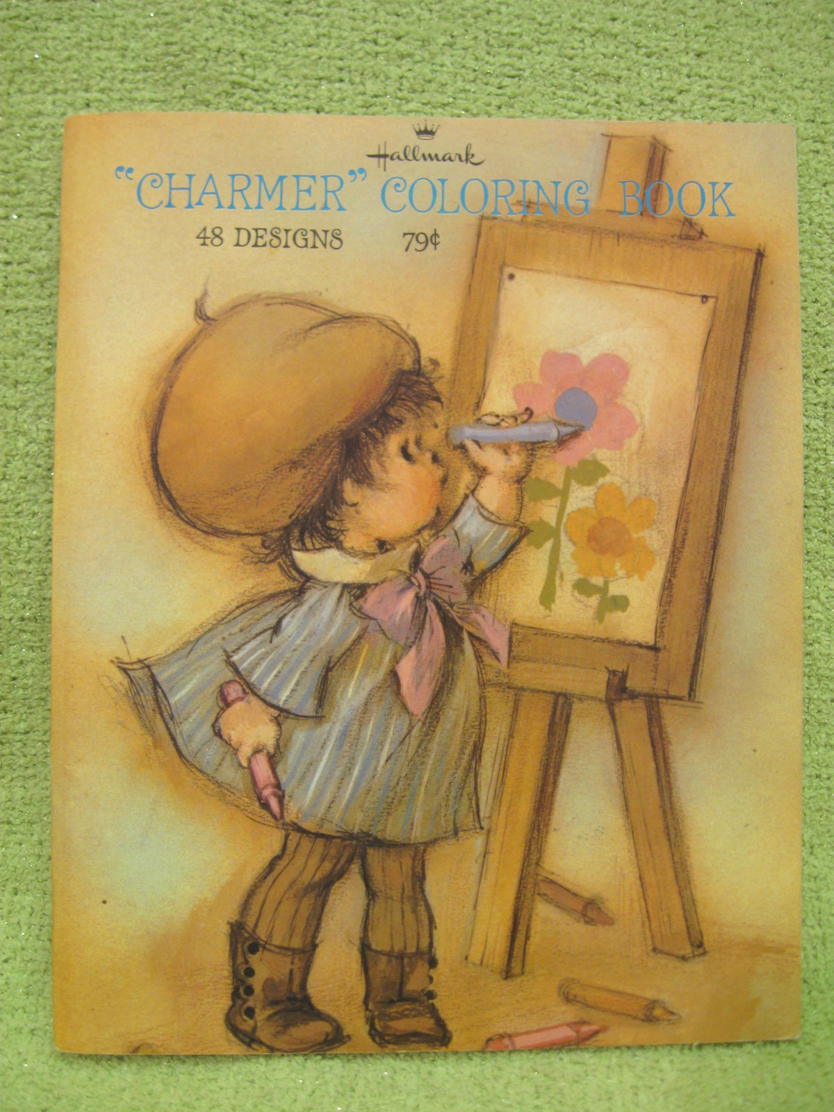 Hallmark Charmers Coloring Book 48 Designs And 36 Similar Items Img 2469