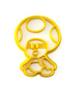 Super Mario Toad Cookie Cutter  - $12.00