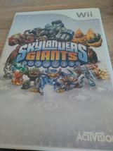 Nintendo Wii Skylanders: Giants Starter Set Bundle Lot image 4