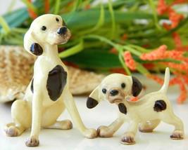 Vintage Hagen Renaker Pointer Hound Dog Mama 49... - $21.95