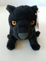 Ty Beanie Baby Midnight The Panther Cat - $11.63