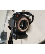 SONY A300 Body only Good shape no accessories DSLR-A300 - $126.10