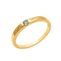 3.00 MM Round Cut Peridot 925 Sterling Silver Gold Rhodium Women Engagem... - $12.77