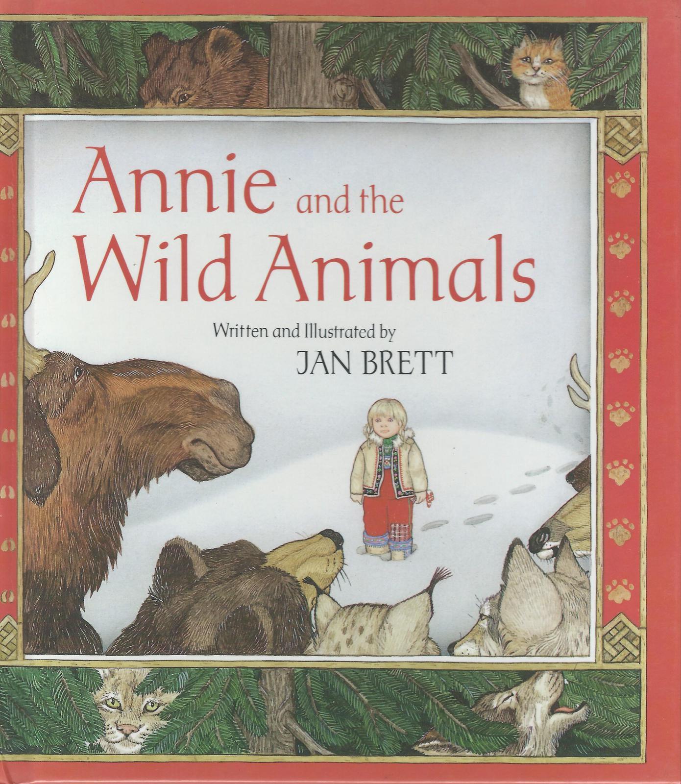 Annie and the wild animals 001
