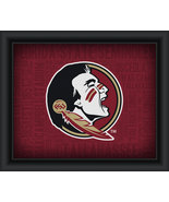 "Florida State University ""College Logo Plus Word Clouds"" - 15 x 18 Frame... - $49.95"