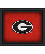 "University of Georgia ""College Logo Plus Word Clouds"" - 15 x 18 Framed P... - $49.95"
