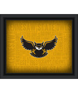 "Kennesaw State University ""College Logo Plus Word Clouds"" - 15 x 18 Fram... - $49.95"