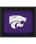 "Kansas State University ""College Logo Plus Word Clouds"" - 15 x 18 Framed... - $49.95"