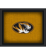 "University of Missouri ""College Logo Plus Word Clouds"" - 15 x 18 Framed ... - $49.95"