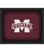 "Mississippi State University ""College Logo Plus Word Clouds""-15 x18 Fram... - $49.95"
