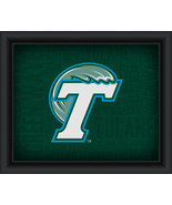 "Tulane University ""College Logo Plus Word Clouds"" - 15 x 18 Framed Print - $49.95"