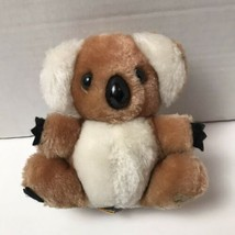"Vintage 1978 Dakin Koala Bear Plush Stuffed Animal 5"" - $11.87"