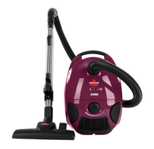 Cannister Vacuum Cleaner Lightweight Suction Carpet Surface Floors Bagle... - $89.99