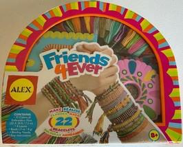 Bracelet Set Toy Friends 4ever Friendship Bracelet Kit Sealed Case Makes... - $22.72