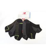 NEW BALANCE Men's Socks LOW CUT 6 Pairs 10-13 Black/Grey Active Cushion ... - $19.95