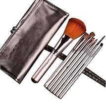 7Pcs Foundation Powder Concealers Eye Shadows Makeup Brush Sets