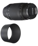 Nikon 70-300mm F/4-5.6g Zoom Lenti Auto Focus Fotocamere DSLR senza Scatola - $118.50