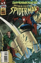 Untold Tales of Spider-Man #3 VF/NM 1995 Marvel Comic Book - $0.97