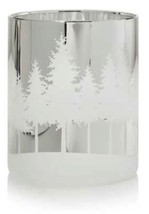 Yankee Candle Silver Winterscape Candle Holder - $29.99