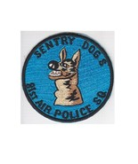 K-9 US Air Force USAF Vietnam Sentry Dog Section 81st Air Police Squadro... - $9.99