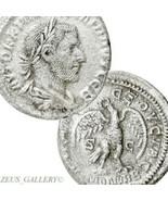 Felipe I de Plata Tetradracma Raro Roma Casa Moneda Antiguo Romano Mon V... - $269.09