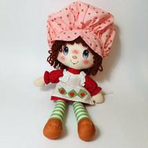 """Strawberry Shortcake 15"""" Rag Doll Toy Plush - $19.88"""