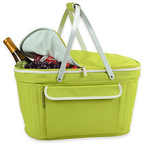 Picnic at Ascot Insulated Market Basket in Apple - $46.99