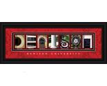 Denison University Officially Licensed Framed Letter Art - $33.96