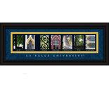 La Salle University Officially Licensed Framed Letter Art  Philadelphia PA - $33.96