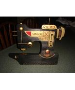 Thread Rack Black Singer 221 Model Handcrafted - $45.00