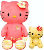Build a Bear Hello Kitty Sunshine Coral 18 in. ... - $132.97