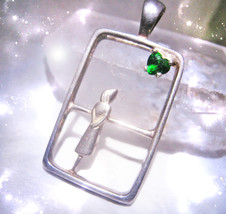 Haunted Necklace 5000X Miracles And Wshes High Extreme Magick 925 7 Scholars - $137.77