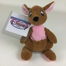 "Disney Store Winnie Pooh Kanga Mini Bean Bag 7"" Plush Stuffed Vintage To... - $17.77"