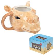Ceramic Camel Head Collectable Mug Fun Gift Present Kitchenware - $15.93
