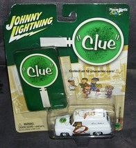 Johnny Lightning CLUE 1955 FORD PANEL VAN Diecast #5 NEW 2004 - $9.96