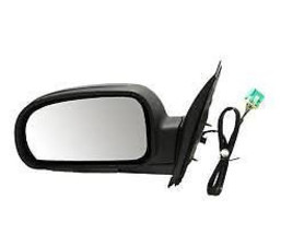 GMC Truck/Rainier Rt Pass Mirror Pwr TextureBlk w/Heat, Clear Signal,Pwr Folding - $109.95